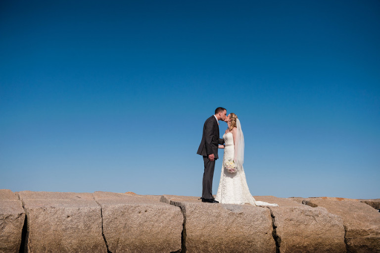 Kristen & Luke's Wedding at The Samoset Resort in Maine